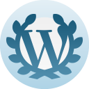 An award I won for doing a blog for a year from WordPress.  Can they not read that should accomplish something first?