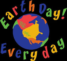 Some kids wish it was Earth Day everyday, but then we would always just be opening presents and that would get old after a while.
