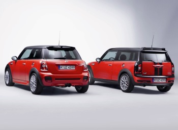 Car Trailer does it for his twin Mini-Coopers at home that don't appreciate him.