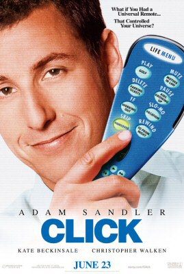 I'm Adam Sandler and I use the remote to do things like more work.