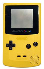I hope you were transported inside the Game Boy Color and were the only thing in Black and White, Flight Attendant who stole my Game Boy Color.
