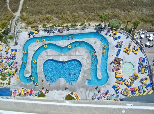 Overhead view of what I wanted to do this summer.