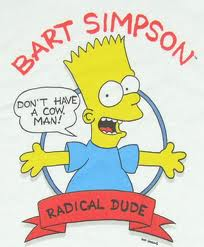 I thought this guy was the star of the Simpsons.  As always, I was wrong.