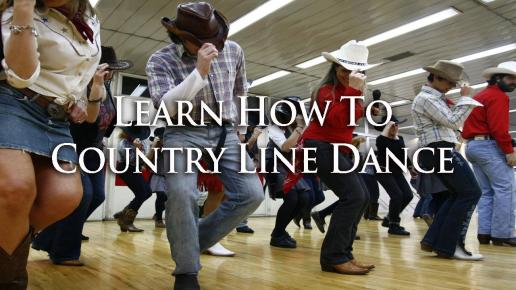 No, not this kind of line dancing.