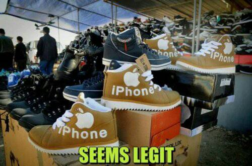 Whether she is a shoe lover, or she wants an Iphone, this will disappoint both.