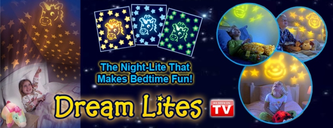 The nite lite that doesn't provide any lite at nite.