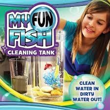 Because what says fun like fish.