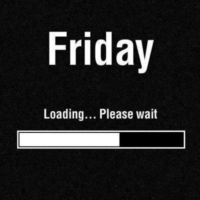 Let Friday Slideday commence.