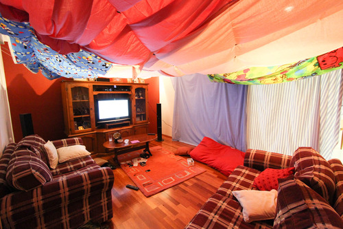 Easy Forts To Make In Your Room
