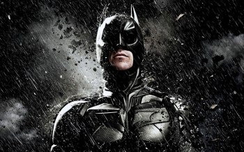 It's been a long, dark knight. Get it, knight?