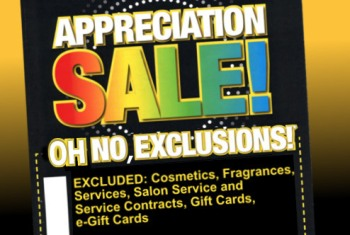 NO EXCLUSIONS! except all these exclusions in small print.