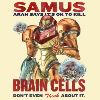 Right Samus?