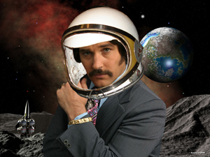 Anchormen on Mars. What could be funnier?
