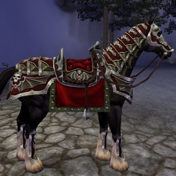 Behold, the magical Horse Armor.